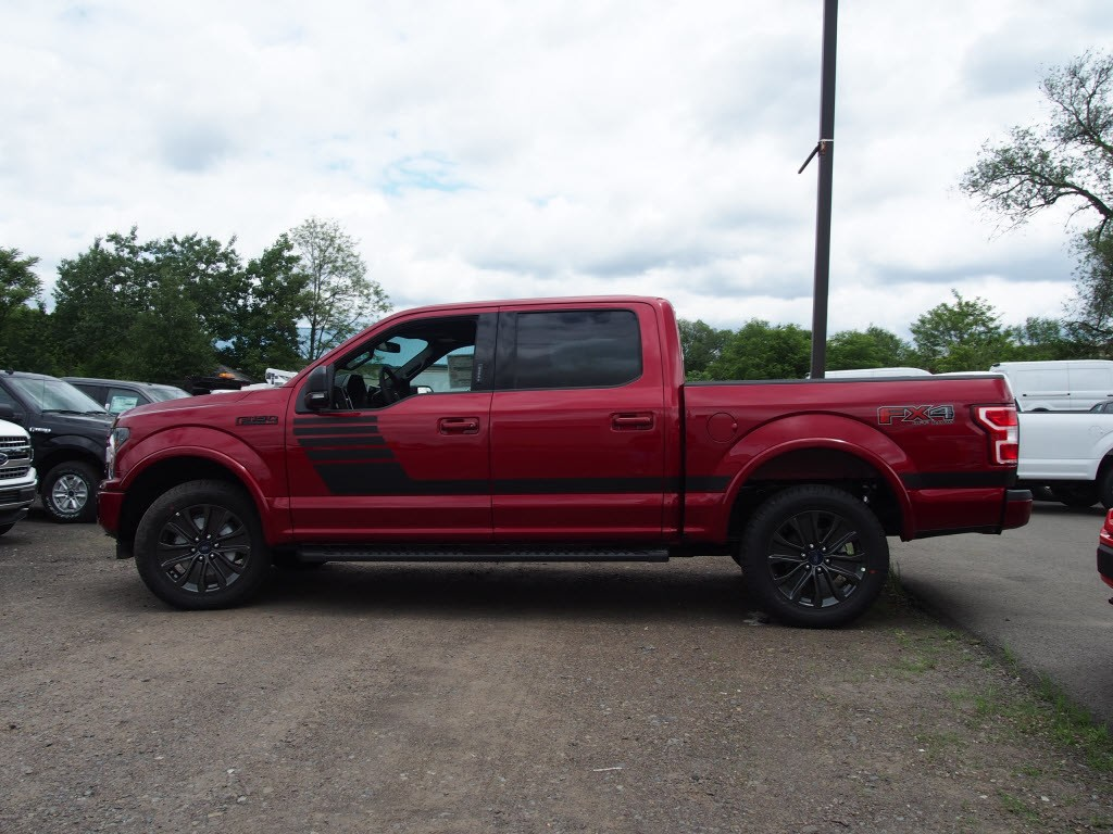 2018 F-150 SuperCrew Cab 4x4,  Pickup #9625T - photo 5