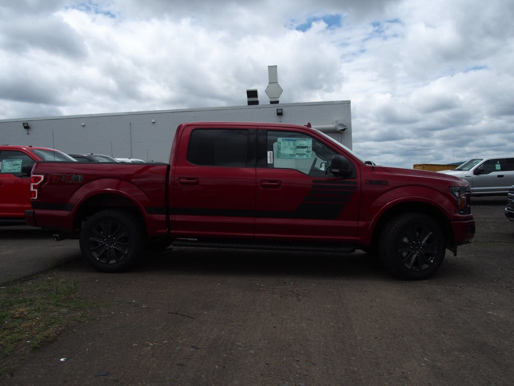 2018 F-150 SuperCrew Cab 4x4,  Pickup #9625T - photo 8