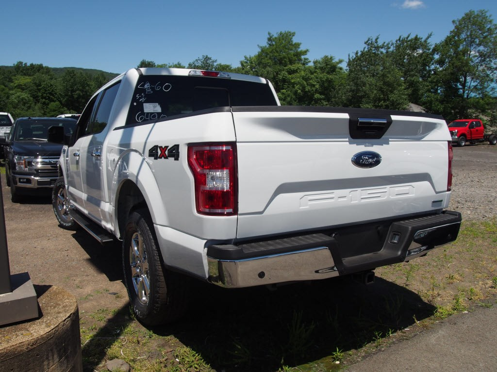 2018 F-150 SuperCrew Cab 4x4,  Pickup #9630T - photo 6