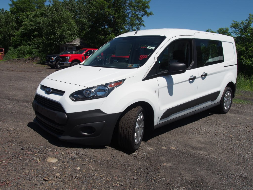 2018 Transit Connect 4x2,  Empty Cargo Van #9640T - photo 4