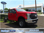 2018 F-350 Super Cab 4x4,  Cab Chassis #9644T - photo 1