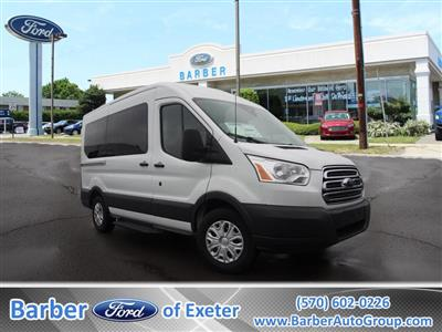 2018 Transit 150 Med Roof 4x2,  Passenger Wagon #9711T - photo 1