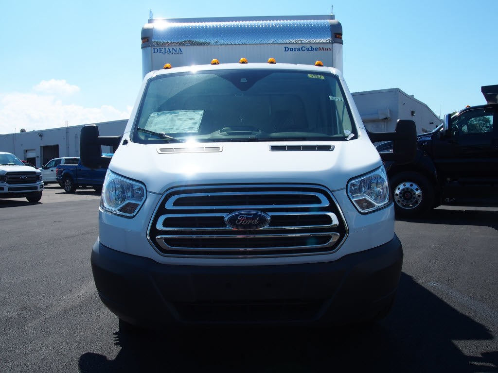 2018 Transit 350 HD DRW 4x2,  Service Utility Van #9723T - photo 3
