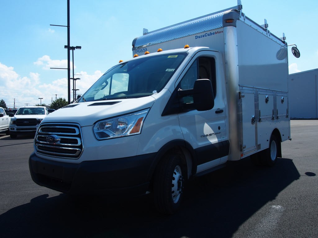 2018 Transit 350 HD DRW 4x2,  Service Utility Van #9723T - photo 4