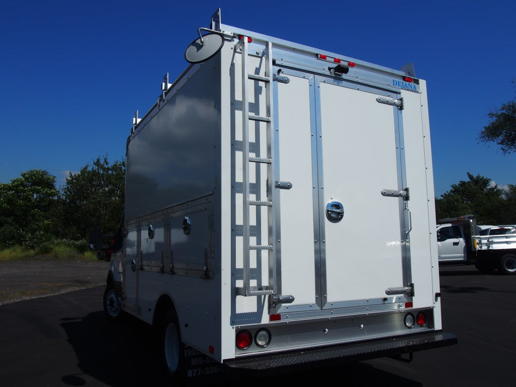 2018 Transit 350 HD DRW 4x2,  Service Utility Van #9723T - photo 6
