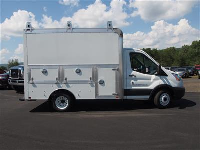 2018 Transit 350 HD DRW 4x2,  Service Utility Van #9723T - photo 8