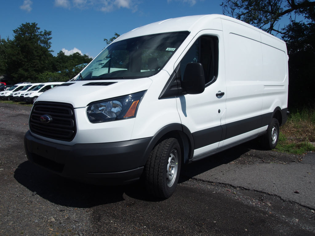 2018 Transit 250 Med Roof 4x2,  Empty Cargo Van #9727T - photo 5