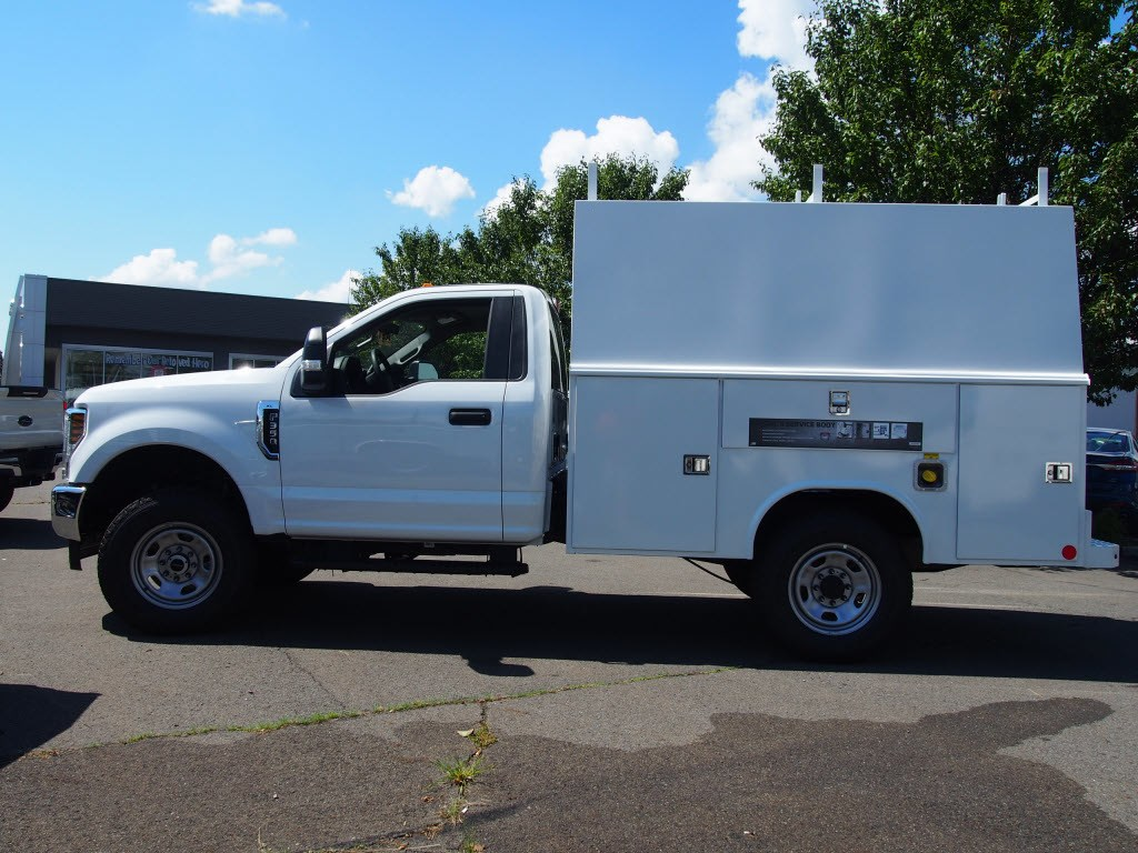 2018 F-350 Regular Cab 4x4,  Service Utility Van #9737T - photo 5