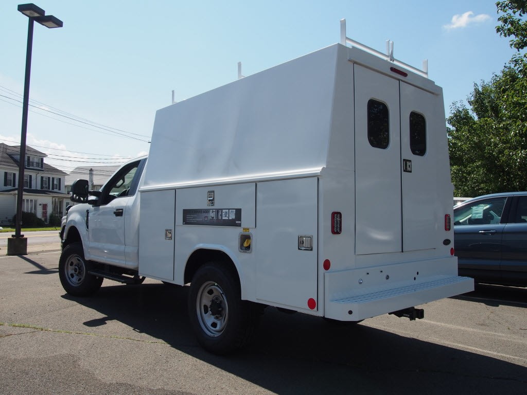 2018 F-350 Regular Cab 4x4,  Service Utility Van #9737T - photo 6