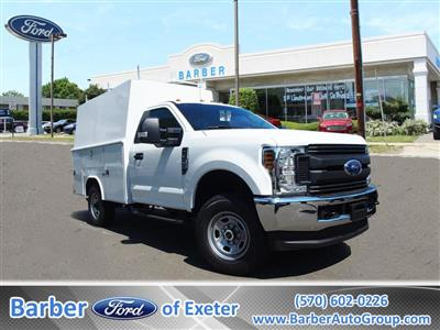 2018 F-350 Regular Cab 4x4,  Service Utility Van #9737T - photo 1