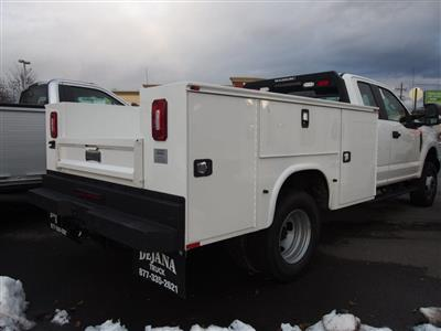 2018 F-350 Super Cab DRW 4x4,  Knapheide Aluminum Service Body #9738T - photo 2