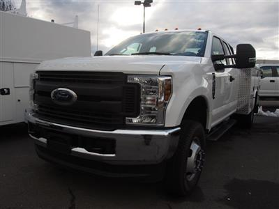 2018 F-350 Super Cab DRW 4x4,  Knapheide Aluminum Service Body #9738T - photo 4