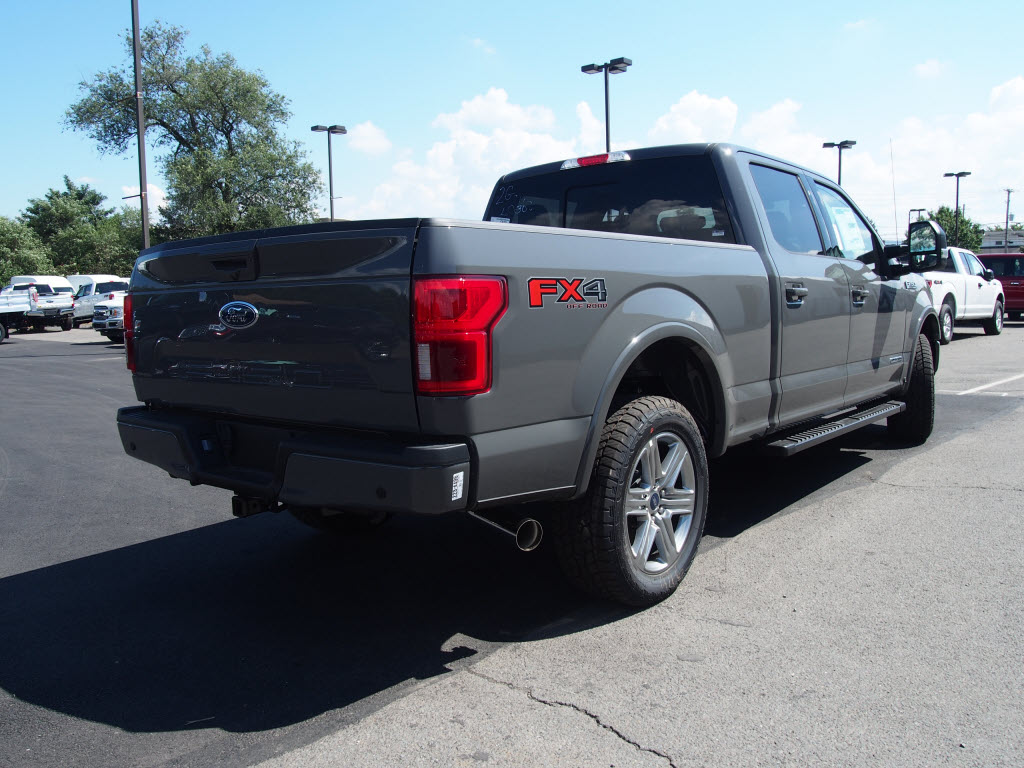 2018 F-150 SuperCrew Cab 4x4,  Pickup #9742T - photo 2