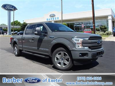 2018 F-150 SuperCrew Cab 4x4,  Pickup #9742T - photo 1