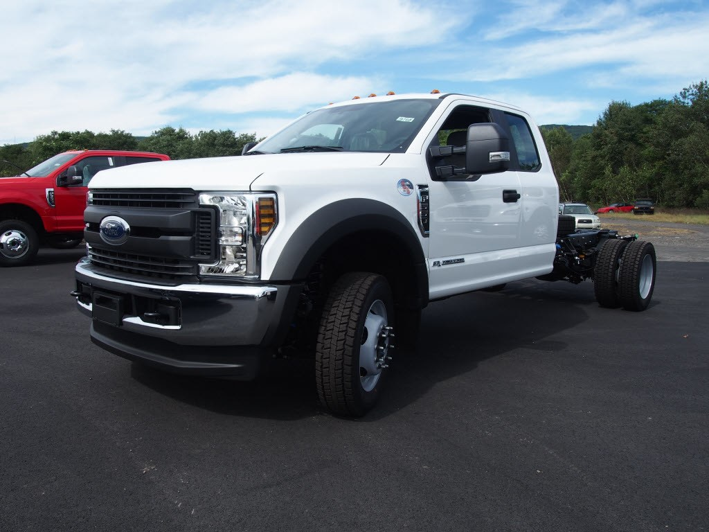 2019 F-550 Super Cab DRW 4x4,  Cab Chassis #9760T - photo 4