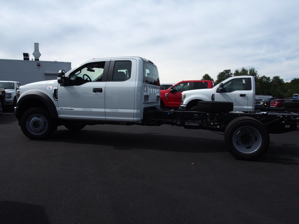 2019 F-550 Super Cab DRW 4x4,  Cab Chassis #9760T - photo 5