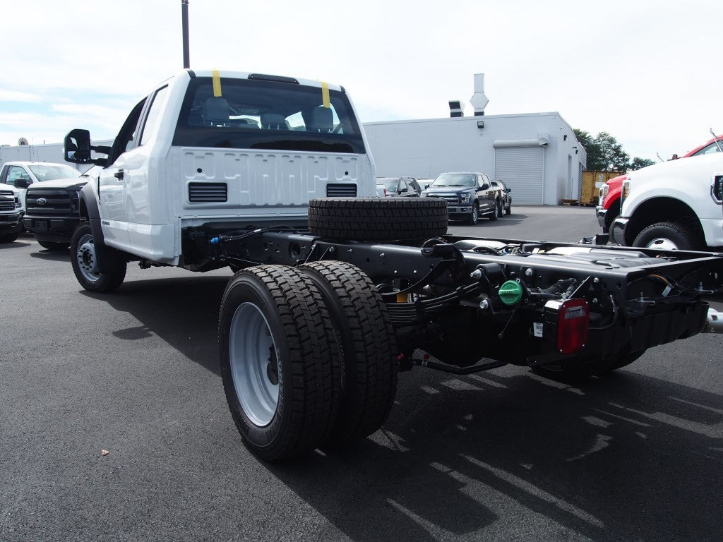 2019 F-550 Super Cab DRW 4x4,  Cab Chassis #9760T - photo 6