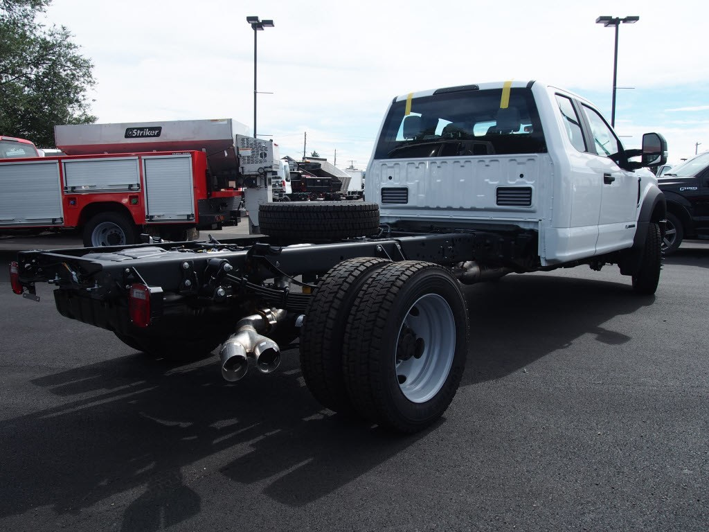 2019 F-550 Super Cab DRW 4x4,  Cab Chassis #9760T - photo 2