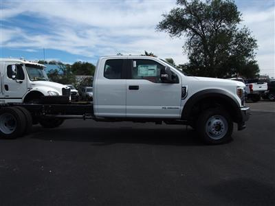 2019 F-550 Super Cab DRW 4x4,  Cab Chassis #9760T - photo 8