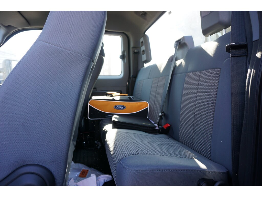 2019 Ford F-750 Super Cab DRW RWD, Palfinger Hooklift Body #9781T - photo 8