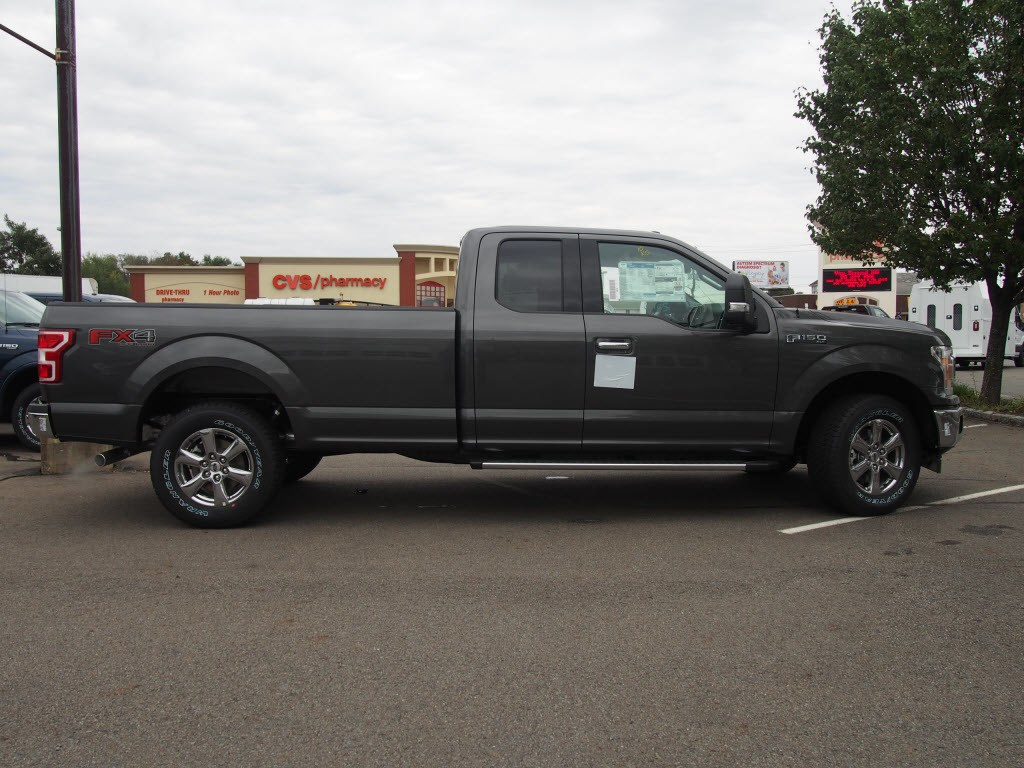 2018 F-150 Super Cab 4x4,  Pickup #9795T - photo 3