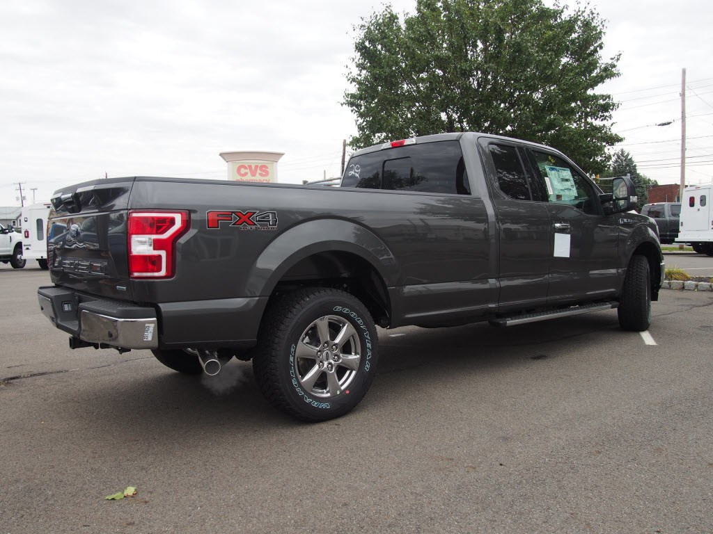 2018 F-150 Super Cab 4x4,  Pickup #9795T - photo 2