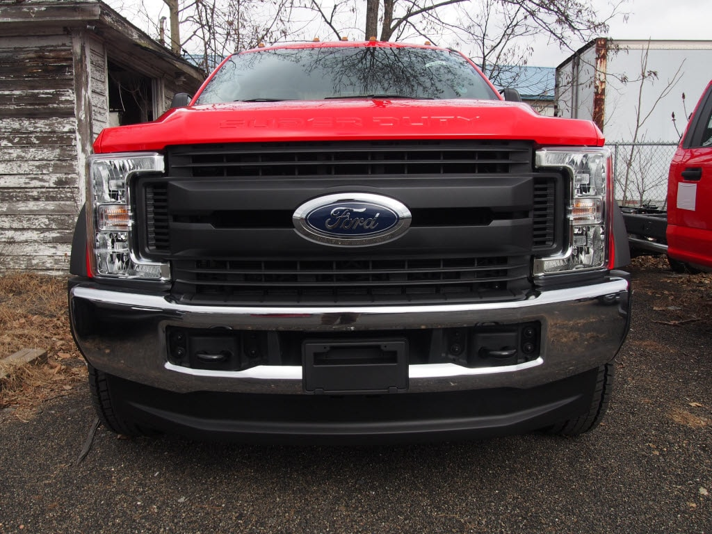 2019 F-550 Super Cab DRW 4x4,  Cab Chassis #9850T - photo 2