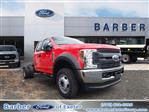 2019 F-550 Super Cab DRW 4x4,  Cab Chassis #9850T - photo 1