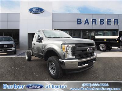2019 F-350 Regular Cab 4x4,  Cab Chassis #9854T - photo 1