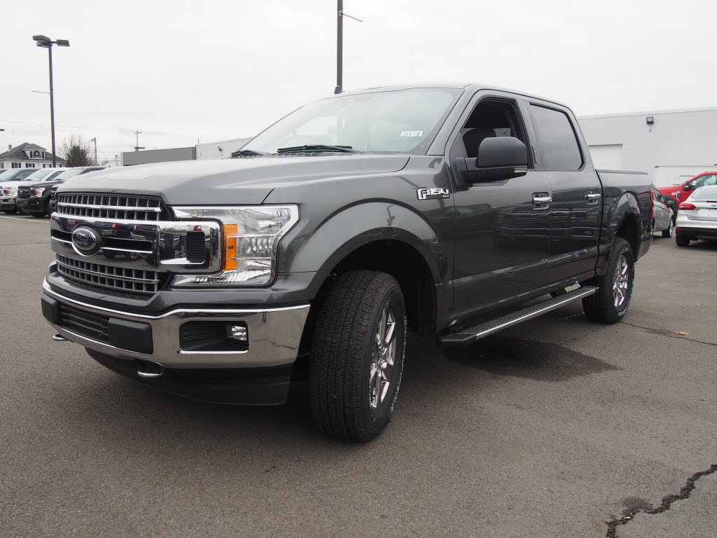 2019 F-150 SuperCrew Cab 4x4,  Pickup #9918T - photo 4