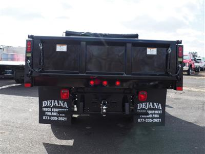 2019 F-550 Regular Cab DRW 4x4, Rugby Eliminator LP Steel Dump Body #10632T - photo 4