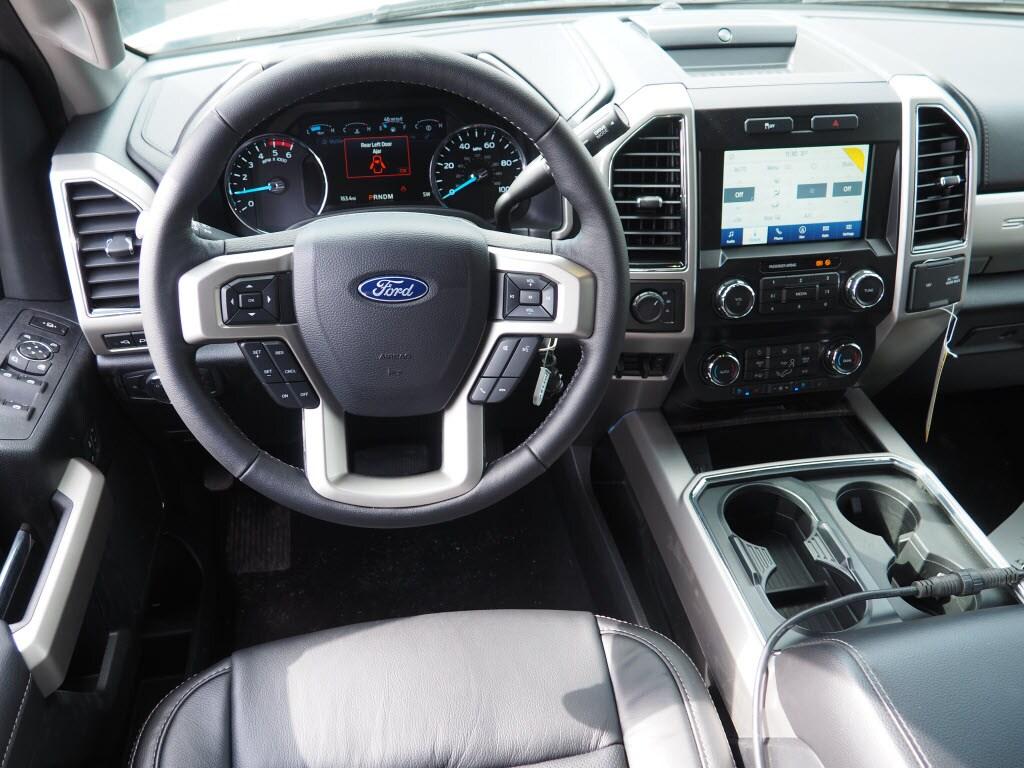 2020 Ford F-550 Crew Cab DRW 4x4, Duramag Dump Body #10538T - photo 12