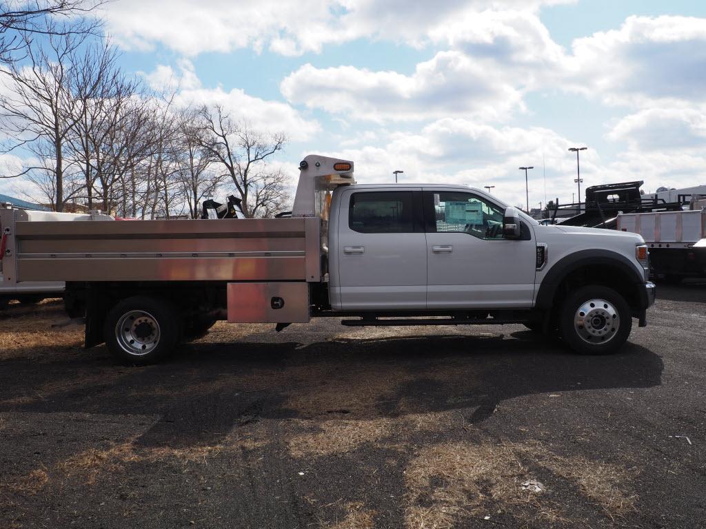 2020 Ford F-550 Crew Cab DRW 4x4, Duramag Dump Body #10538T - photo 8