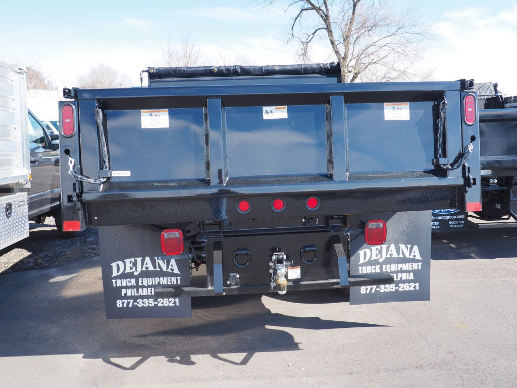 2020 F-550 Regular Cab DRW 4x4, Rugby Eliminator LP Steel Dump Body #10620T - photo 5