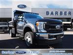 2020 F-550 Regular Cab DRW 4x4, Rugby Eliminator LP Steel Dump Body #10620T - photo 1
