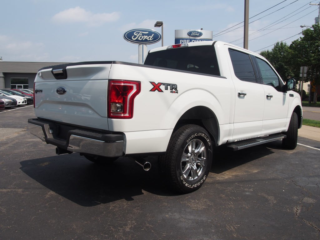 2017 Ford F-150 SuperCrew Cab 4x4, Pickup #P4999C - photo 2