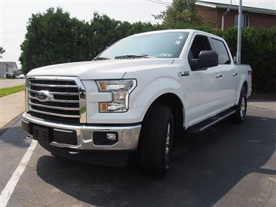 2017 Ford F-150 SuperCrew Cab 4x4, Pickup #P4999C - photo 5