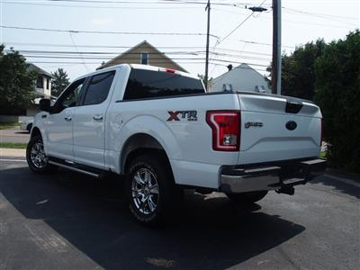 2017 Ford F-150 SuperCrew Cab 4x4, Pickup #P4999C - photo 8