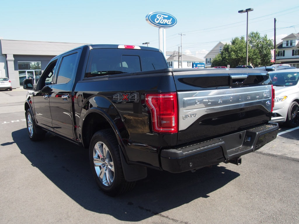 2016 Ford F-150 SuperCrew Cab 4x4, Pickup #P4778B - photo 8