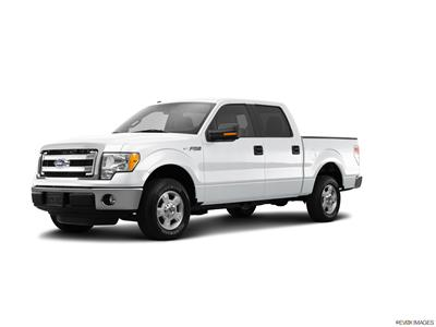2014 Ford F-150 SuperCrew Cab 4x4, Pickup #P4839D - photo 1