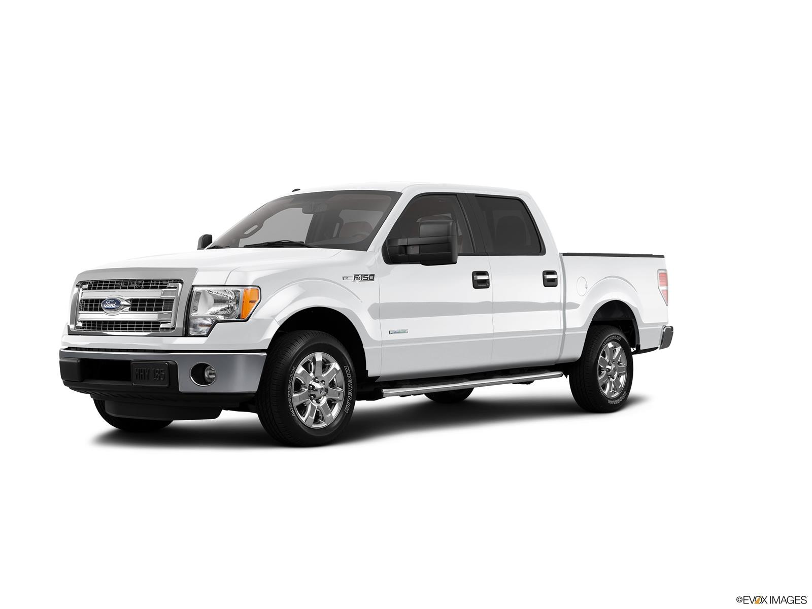 2013 Ford F-150 SuperCrew Cab 4x4, Pickup #P4920D - photo 1