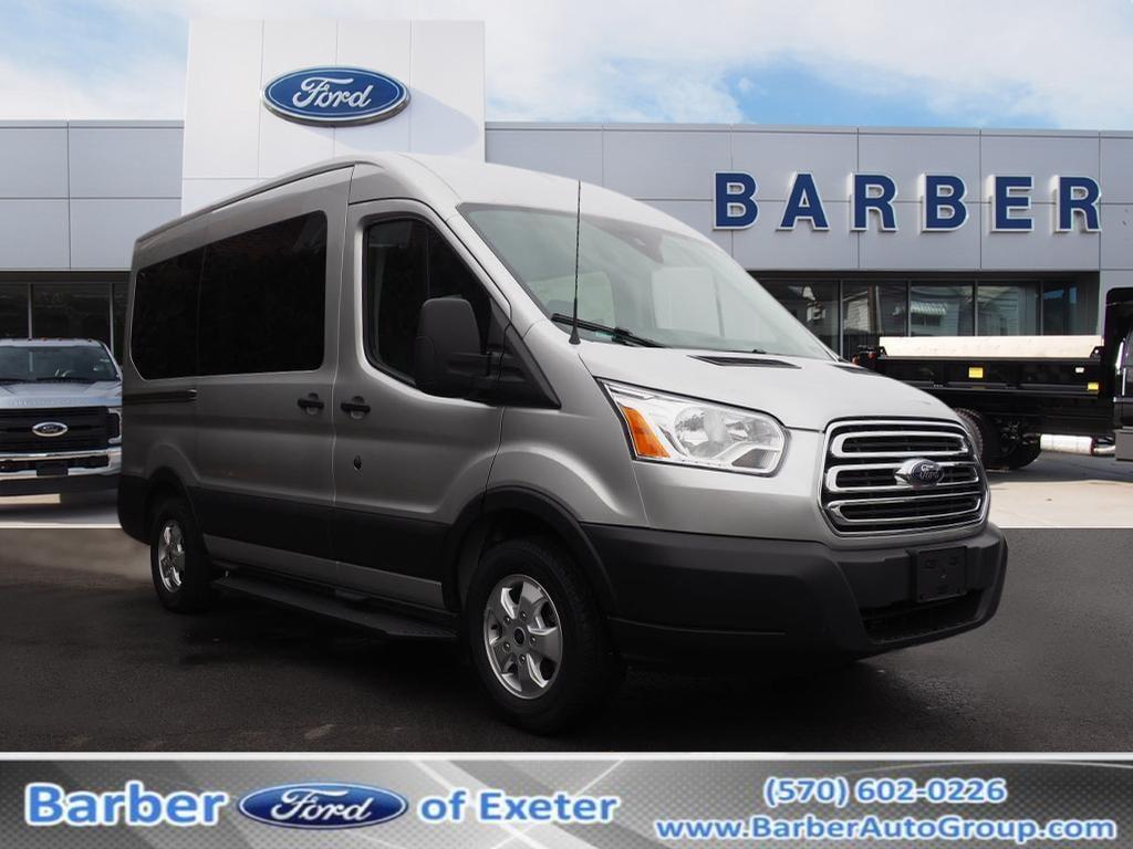 2019 Ford Transit 150 Med Roof RWD, Passenger Wagon #P4940B - photo 1