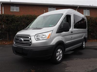 2019 Transit 150 Med Roof 4x2, Passenger Wagon #P4940B - photo 2
