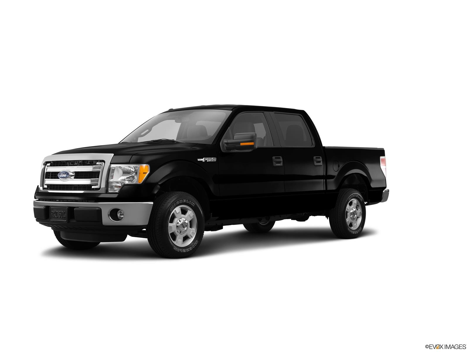 2014 Ford F-150 SuperCrew Cab 4x4, Pickup #P4982C - photo 1