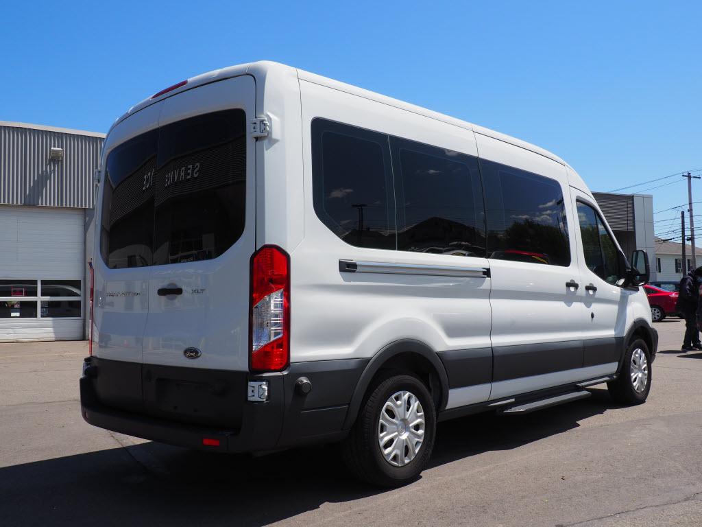 2016 Transit 350 Med Roof 4x2, Passenger Wagon #P4990B - photo 2