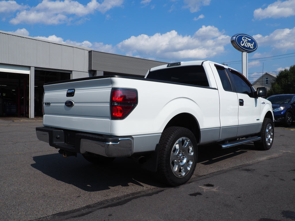 2012 Ford F-150 Super Cab 4x4, Pickup #P4990C - photo 1