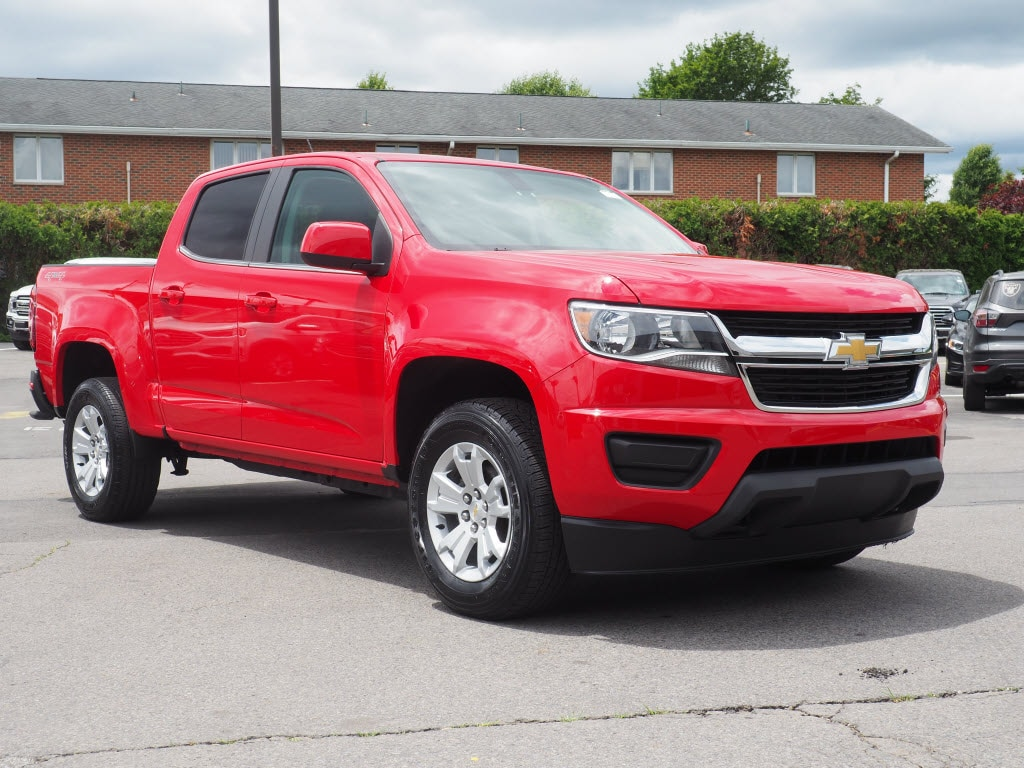 2017 Chevrolet Colorado Crew Cab 4x4, Pickup #P5008B - photo 1