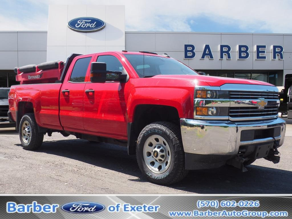 2015 Chevrolet Silverado 2500 Double Cab 4x4, Other/Specialty #P5009B - photo 1
