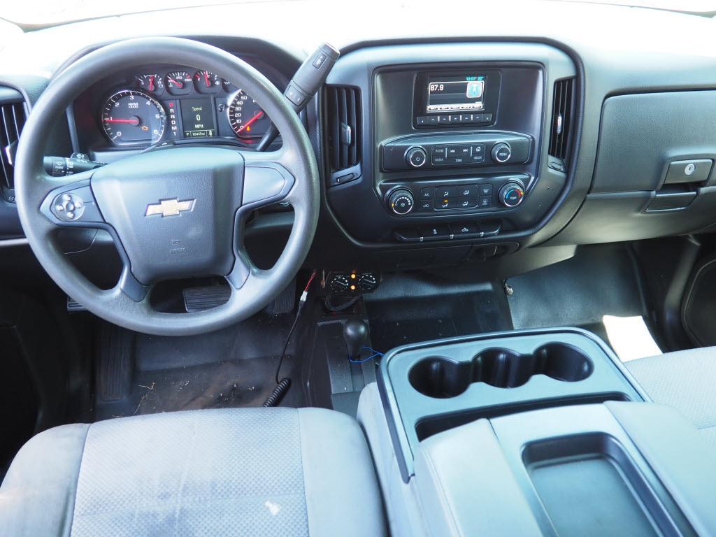 2015 Chevrolet Silverado 2500 Double Cab 4x4, Other/Specialty #P5009B - photo 5