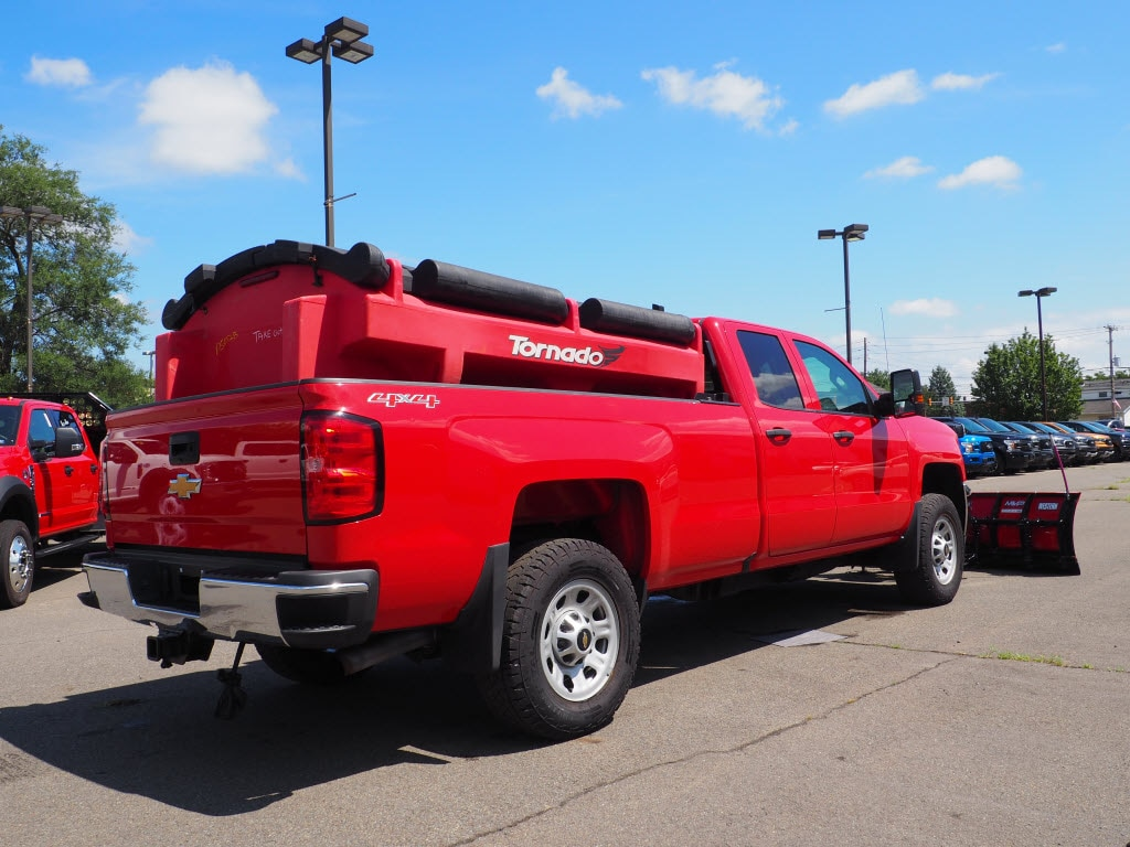 2016 Chevrolet Silverado 3500 Double Cab 4x4, Pickup #P5012B - photo 1